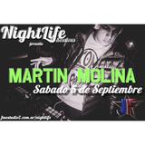 Martin Molina Set Radio NightLife Set  Minimal #2   5-9-2015