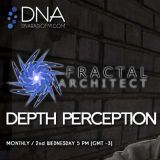 Fractal Architect - DNA Radio FM - Depth Perception #34
