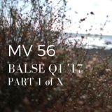 MV. 56 BALSE 2017 Q1, 1 of X (Warmup/Bridge)