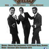 Reggae Special 28th Feb 2015 part 1 - Lloyd's first 60 minute set