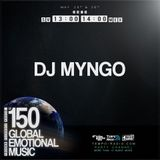 DJ Myngo (GuestMix) - Global Emotional Music 150