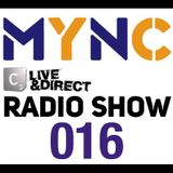 MYNC presents Cr2 Records Radio Show 016
