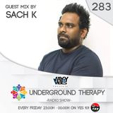 UNDERGROUND THERAPY Guest Mix 283 By Sach K