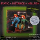 S+D, Vol. 152: Static + Distance + Hellfish