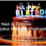 Neil & Debbie aka NDebz Podcast #37 - Rupaul's Cumberbatch (Just the chat)