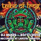 DJ Sprocket (Prog) - Recorded at Tribe of Frog November 2013