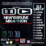 DJ EMSKEE NEW YEARS EVE 2018 MIX ON BUSHWICK RADIO (URBAN DANCE CLASSICS) - 12/31/18