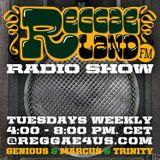 Reggaeland FM radio show @ reggae4us.com (01-Apr-2014)
