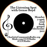 Jan 4th-The Listening Spot-Genae Boyd & Bridget B. (Eclectic)