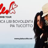 MULINI A VENTO 14 maggio - Federica Lisi Bovolenta e Pia Tuccitto