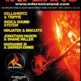 Inferno - Cork, 23rd Nov 13