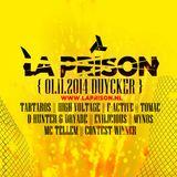 The Marconist - La Prison 4 DJ Contest