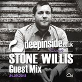 STONE WILLIS is on DEEPINSIDE #03