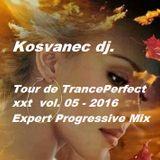 Kosvanec dj. - Tour de TrancePerfect xxt vol.05-2016 (Expert Progressive Mix)