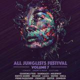 SPECIAL JUNGLE/DRUM&BASS VINYL DJSET  for ALL JUNGLISTS FESTIVAL vol.7
