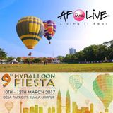 9th MyBalloon Fiesta on AFO LIVE