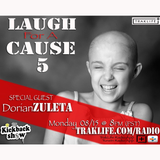 The Kickback Show EPISODE 130 - Guest Host Dorian Zuleta