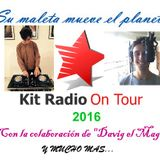 KIT RADIO ON TOUR 2016 - DJ Warch In Session - 26/06/2016 - RECORDED LIVE