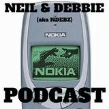 Neil & Debbie (aka NDebz) Podcast #144.5 ' It's all so last century ' - (Music version)
