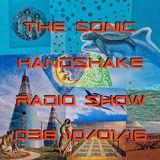 The Sonic Handshake Radio Show 10/01/16