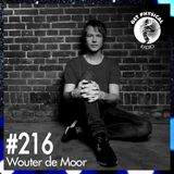 Get Physical Radio #216 mixed by Wouter De Moor