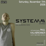 Paul Kalkbrenner LIVE @ OPIUM - Toronto, Canada - Systema Saturdays - 11/11/2006 (Edited in 2019)