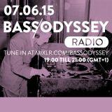 Bass Odyssey Radio Show #8 (07.06.15)