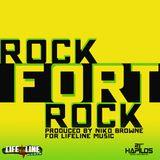Rock Fort Riddim Full Mix (Juin 2012) - Selecta Fazah K.