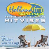 Za: 25-11-2017 | HITVIBES ESPAÑA | HOLLAND FM | WILLIAM VAN DE LOGT