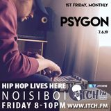 NoisiBoi - Hip Hop Lives Here - 07 - Psygon