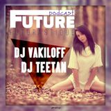 DJ TEETAN & DJ VAKILOFF - Futurastique #FHP001