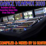 DANCE YEARMIX 2009 ( By Dj Kosta )