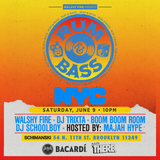 Walshy Fire Presents: Rum And Bass - NYC - June 9th, 2018 (Part 2)