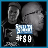 Salty Soundz #89 x DJ dørbystarr & Arvid Wünsch