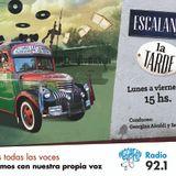 """Javier López nos cuenta sobre el skatepark de Escalada en """"Escalando la Tarde"""""""