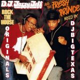 ROCK THE HOUSE (ORIGINALS) MIXED BY DJBIGTEXAS