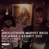Jekyll & Hyde Muppet Bros : Galawak & Kermit Dee - 24 Mars 2016