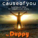 Duppy – Causeofyou [Sunandbass 2016 DJ Competition Winner Mix]