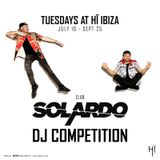 Club Solardo DJ Competition