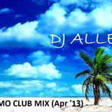 DJ Allex - Promo Club Mix (April 2013)