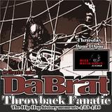 Throwback Fanatic - Da Brat tribute mix
