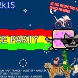 Sascha Recht @ Tunnels Free Rave 31.01.15