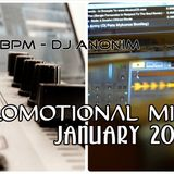 VA BPM - DJ AnoniM - Promotional mix January 2014