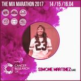 The Mix Marathon 2017 - SINGLE UPLOADS - SIMONE MARTINEZ (uk)