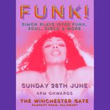 Funk! Live at The Gate (June 2015)