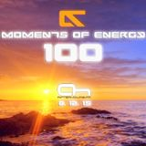 Magdelayna - Moments Of Energy 100 (2 Hour Special)