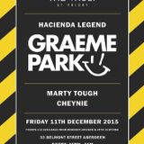 This Is Graeme Park: The Vault at The Priory Aberdeen 11DEC15