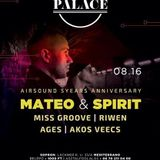 Akos Wex@Live at Central Palace,Sopron