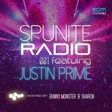 Spunite Radio EDM Channel 001 featuring Justin Prime