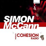 Simon McCann - Cohesion Radio 041 with Live @ Cohesion - 28/10/2017